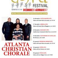 Dal 26 dicembre la quinta edizione del Basilicata Gospel Festival